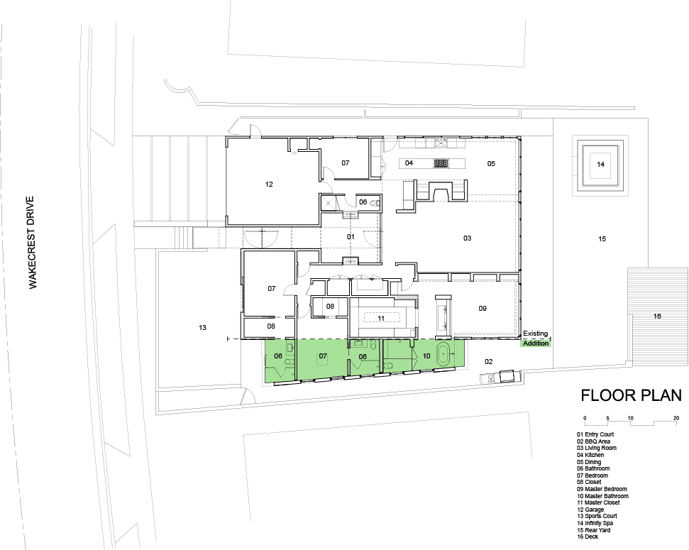 Wakecrest_Floor Plan_#s