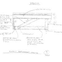 1380_Castaway Commons_141215 Westcliff – Soffit Framing sketch