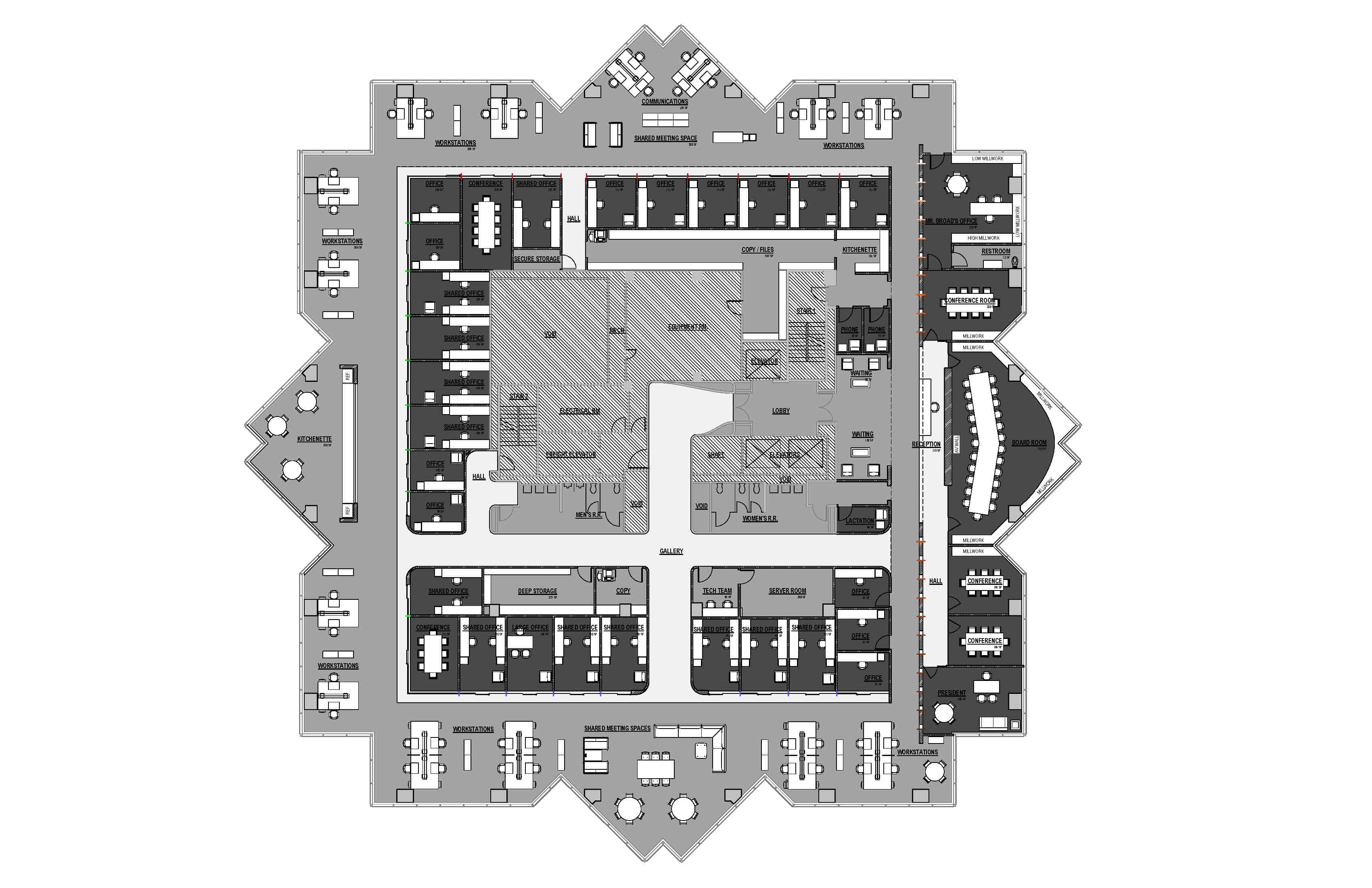 1348_Broad Foundation_1348.1_Presentation Floor Plan