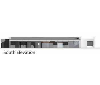 9719_Montecito Residence_South Elevation